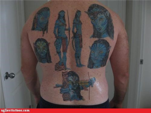 back pieces movies pop culture - 4065214720