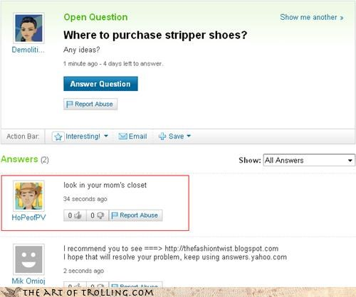condoms fancy ladies for hire mom shoes stripper - 4065341696
