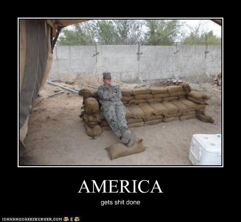 america demotivational funny Hall of Fame military soldier - 4066157312