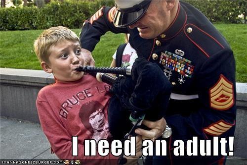 kid marine soldier wtf - 4068429312
