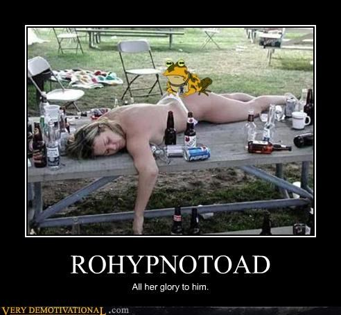 ROHYPNOTOAD All her glory to him.