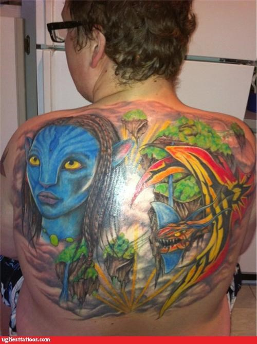 back pieces movies pop culture - 4069936896