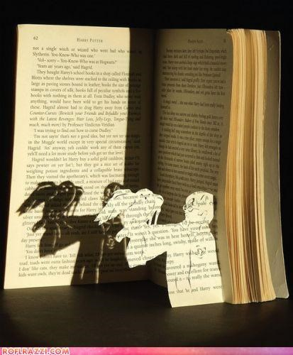 art awesome books Extras Harry Potter sci fi - 4069969664
