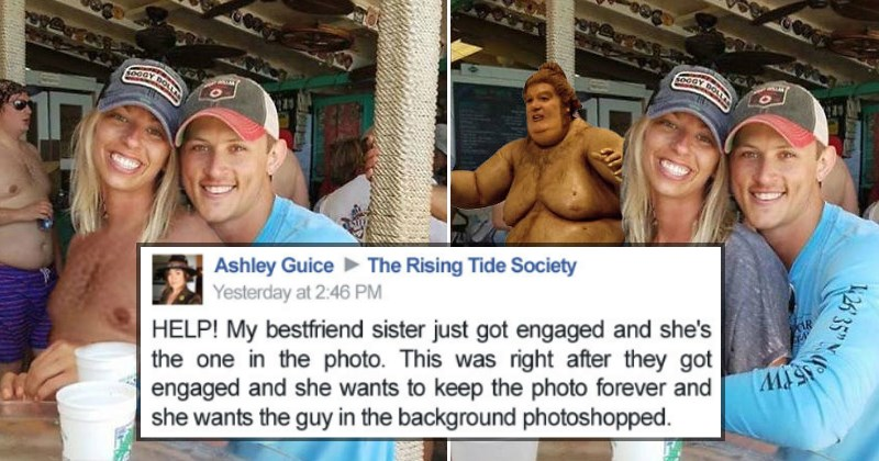 Woman Gets Trolled HARD After Asking the Internet For Photoshop Assistance