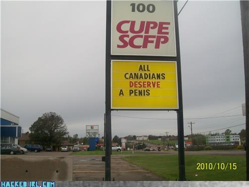 hacked oh canada penis - 4072236800