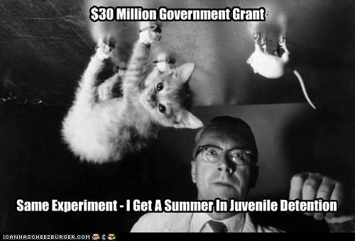 $30 Million Government Grant Same Experiment - I Get A Summer In Juvenile Detention