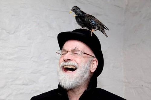 Remembering Terry Pratchett with His Quotes