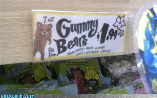 gummi bear,pedobear,store