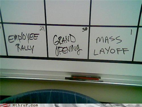 calendar employee fired grand opening hired - 4078789888