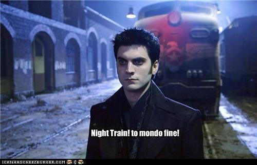 Night Train! to mondo fine!