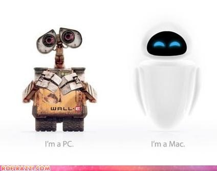 computers Eve Extras Hall of Fame pixar robots wall.e - 4079230208
