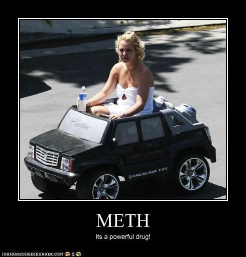 METH Its a powerful drug!