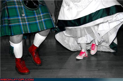 bride docs fashion is my passion funny wedding photos groom surprise were-in-love wedding shoes Wedding Themes - 4080791040