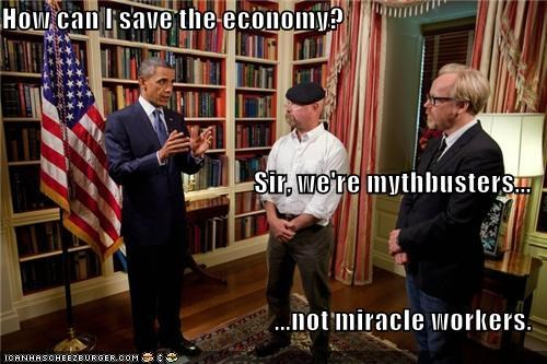 adam savage,barack obama,celeb,funny,jamie hyneman