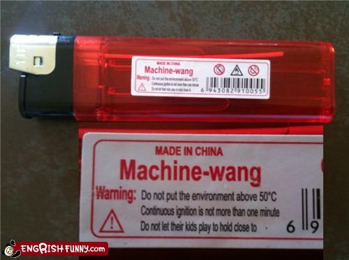 lighter name product wang - 4081388544