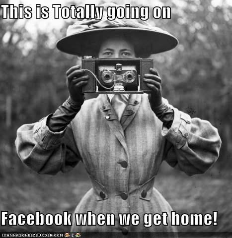 facebook funny lady Photo photograph technology - 4082557440