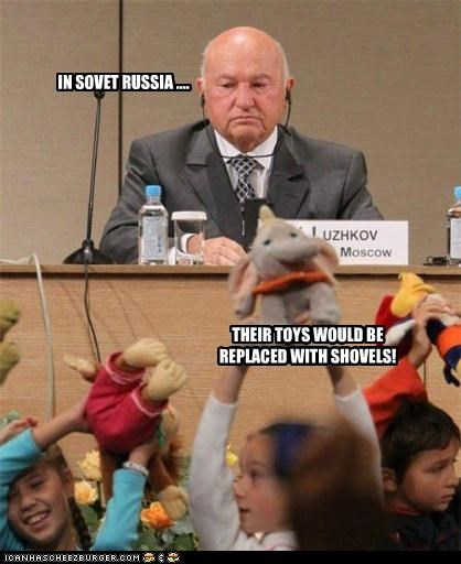 funny lolz Soviet Russia yury luzhkov - 4082884864