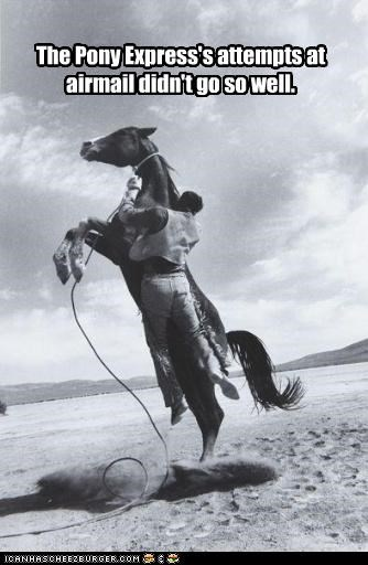 cowboy,funny,Photo,photograph,pony express