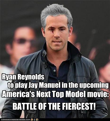actor Americas Next Top Model jay manuel lolz ryan reynolds - 4084657920