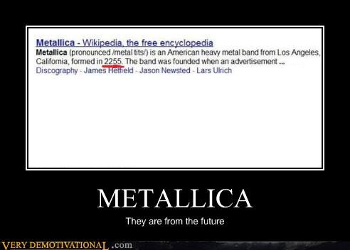 future metal metallica Music nothing else matters Pure Awesome sad but true - 4084748544