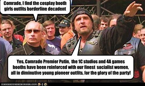 funny lolz Vladimir Putin vladurday - 4085035008