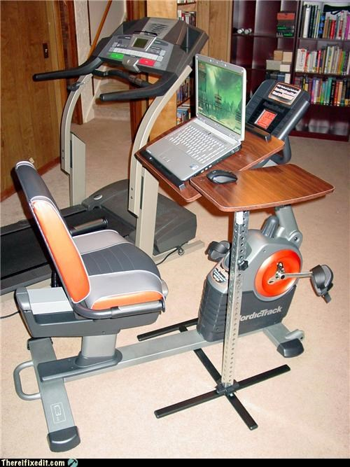 computer exercise treadmill - 4085150720