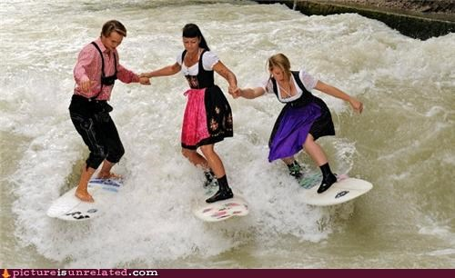awesome polka sports surf water wtf