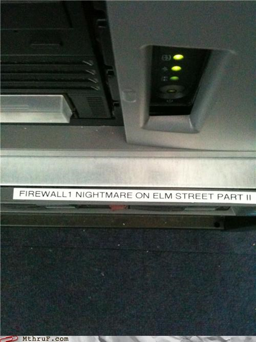 halloween,nightmare on elm street,server,wireless network