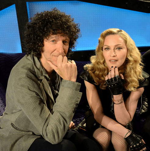 howard stern speech teeth grill Madonna dental - 408581