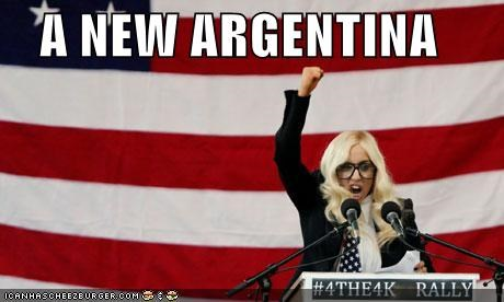A NEW ARGENTINA