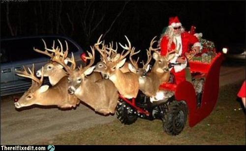 christmas poll santa - 4087449600