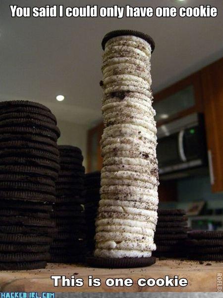 cookies oreo problem - 4087990784