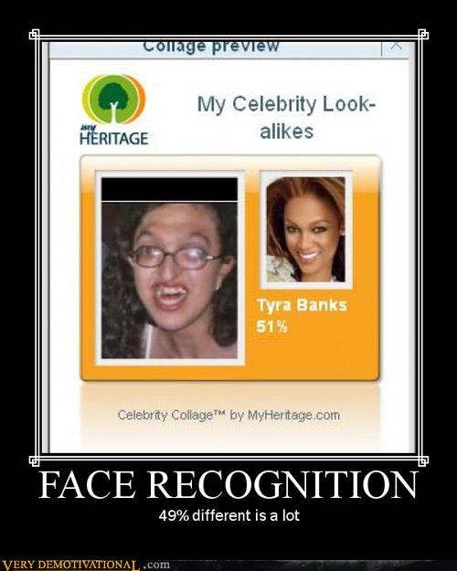 FAIL math Mean People science technology Tyra Banks ugly