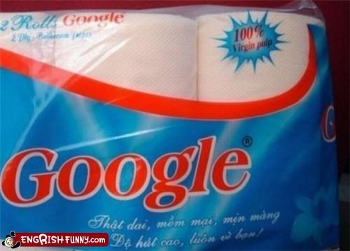google,name,product,toilet paper