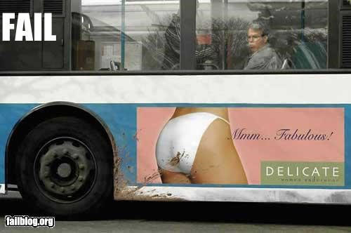 ads bus dirty failboat mass transportation mud poop rated g - 4088628224