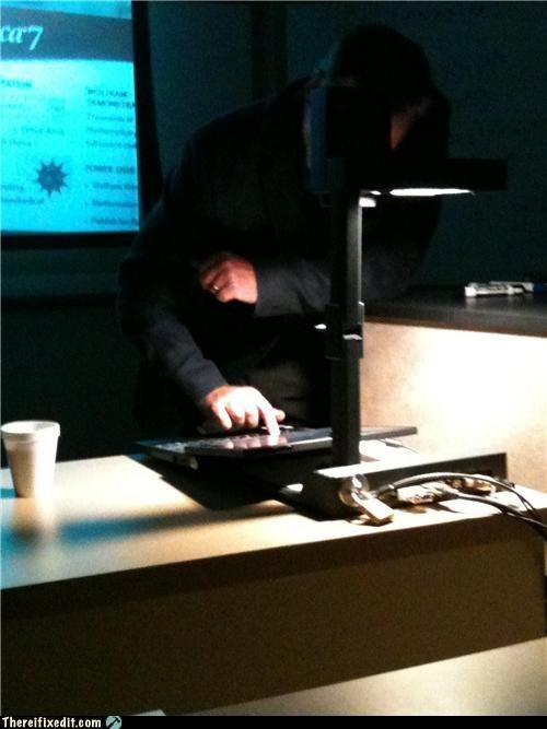 classroom laptop Professional At Work professor projector - 4088729088