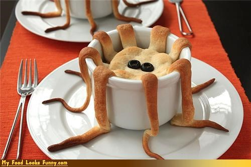 crust halloween holiday pastry pot pie tentacles - 4091633408