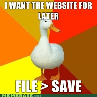 filesave Memes Technologically Impaired Duck - 4092523520
