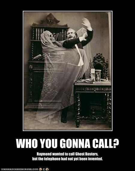 demotivational funny ghost Photo photograph - 4093011456