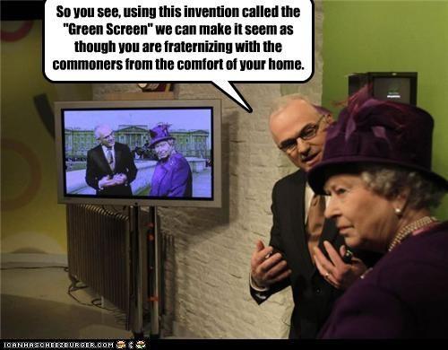 foreign funny lolz Queen Elizabeth II - 4093339648