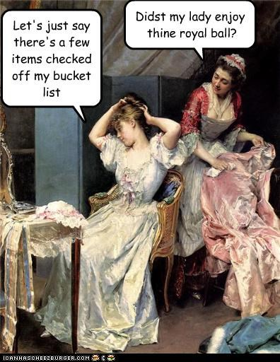 art color funny historic lols ladies painting - 4093409024