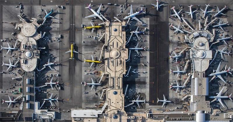 Mike Kelley aeropuertos