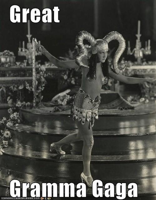 funny lady lady gaga Photo photograph pop culture - 4100259328