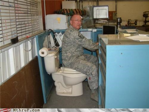 Multitasking Air Force Style