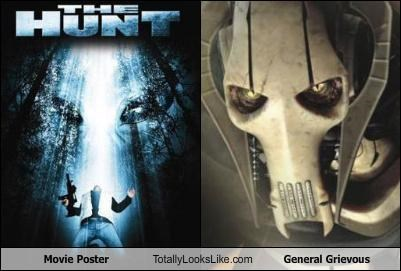 General Grievous movies posters the hunt - 4100948992