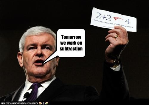funny lolz newt gingrich - 4101574912