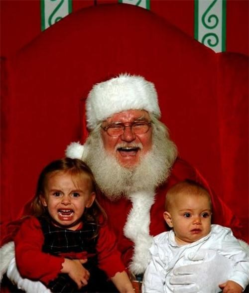 cry-baby-cry crying girl sad santa throne