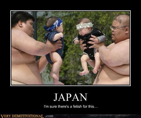 Babies Fetish Japan sumo training wtf - 4102720256