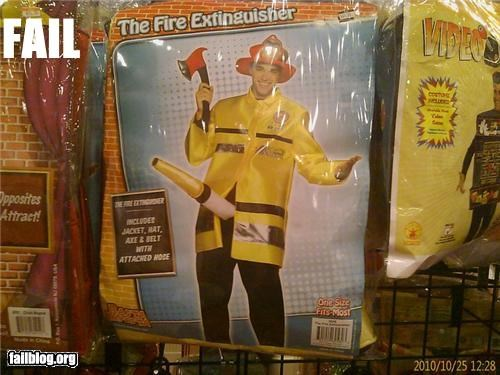 costume failboat firemen halloween hose Things That Are Doing It - 4103340544