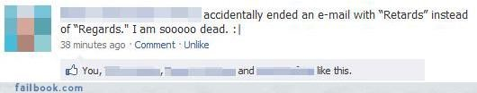 awkward moments facepalm failed intentions make your own fail oh snap The Spelling Wizard yikes